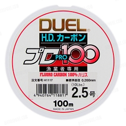 FLUORO DUEL 0.260 MM 100 M