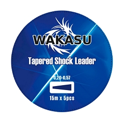 PUENTE LINEA WAKASU 0.20-0.57 MM 15 M CLEAR